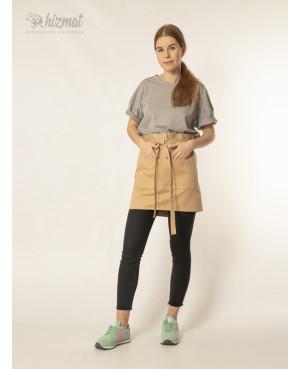 Eco strap short beige