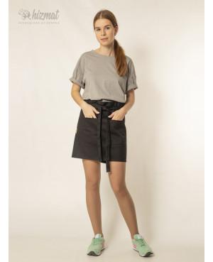 Eco strap short black