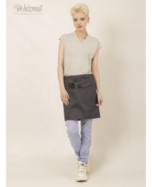 Base strap short grey