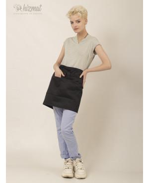 Base strap short black