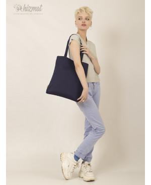 Eco shopper M blue