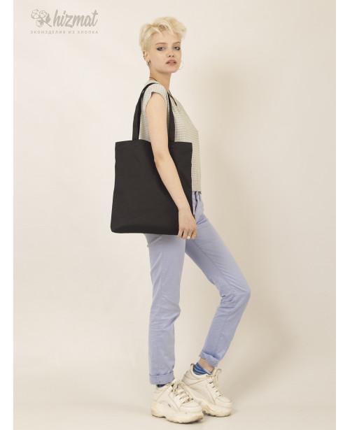 Eco shopper M black