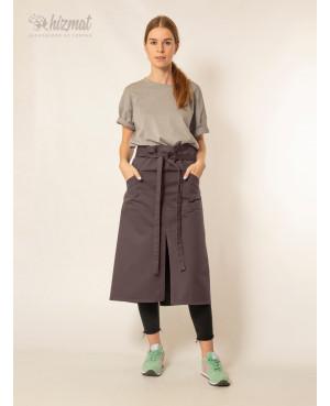 Eco strap long grey