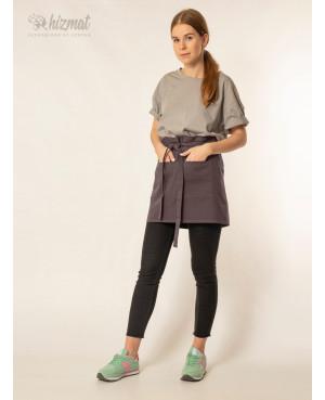 Eco strap short grey